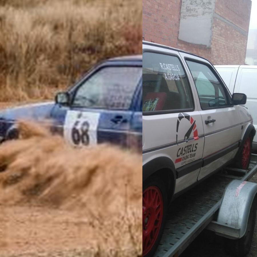 Castells racing team alquiler de vehiculos de competicion - Coches de alquiler por meses ...